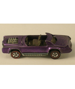 Hot Wheels 1969 Purple Sugar Caddy  Red Line Wh... - $20.00