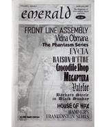 1997 Industrial Music DIY Zine - Frontline Asse... - $10.00