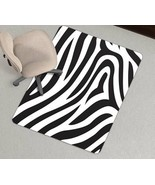 46 x 60 Printed Design Series ES Robbins Zebra ... - $124.97