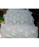 Baby Nursery Bedding Crib Bumper Pads Sheets Di... - $49.99