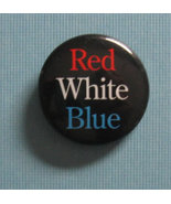 Amercan Girl Grin Pin #98 Red White Blue AG but... - $0.99