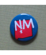 Amercan Girl Grin Pin #31 NM New Mexico state p... - $0.99