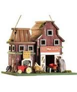 Farmstead Birdhouse Wood - $23.50