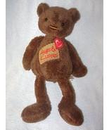 DanDee Dan Dee Cracker Barrel Hugs & Kisses Chocolate Bear - $38.88