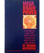 Mega Brain Power - Hutchinson 1st Print Mind Ma... - $12.00