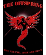 The Offspring RISE & FALL RAGE & GRACE Music Po... - $60.00