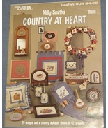 Milly Smith's Country At Heart Cross Stitch Pat... - $4.50