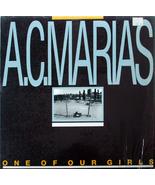 AC Marias - One Of Our Girls 1989 LP RARE!  Eth... - $20.00