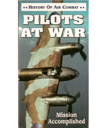 History of Air Combat:  Pilots at War - Mission... - $2.00