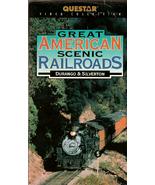Great American Scenic Railroads: Durango & Silv... - $2.00