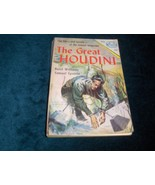 The Great Houdini Paperback  - $12.00