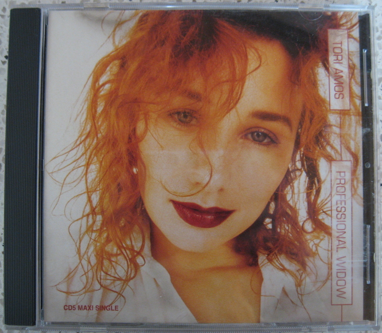 Tori Amos Professional Widow CD5 Maxi Single CD 1996 Armand's MK Vampire Dub Mix