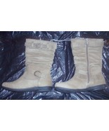 Girls Suede Like Boots Size 11 Bnw/ot - $5.00