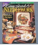 Cross Stitch & NeedleWork Oct 1997 - Halloween - $3.75