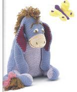 RARE~Disney~Pooh & Little Buddies Thread Croche... - £31.01 GBP