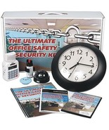 Ultimate Office Safety Security Kit Safe Family Life Hidden Camera Alarm Dialer