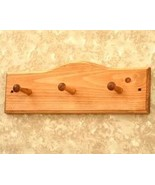 Peg Rack, Coat Racks - Handmade  - $16.95