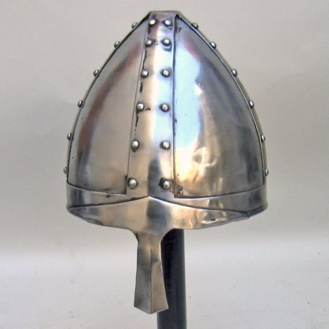 Norman Helmet Medieval Collectables Ancient Helmets, Militaria Crusade Armor sca