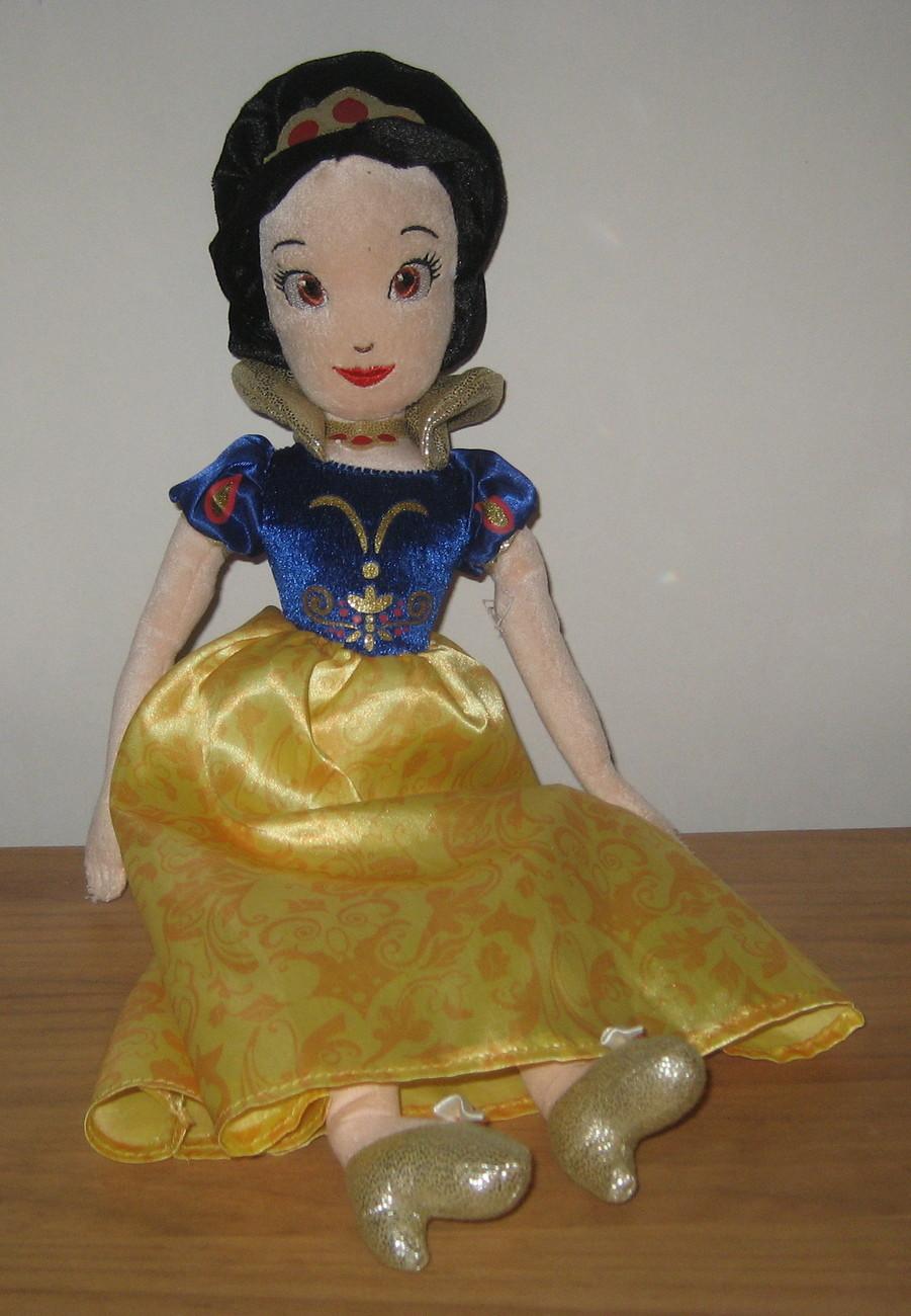 Disney Store Snow White Plush Doll Plush Toys