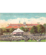 Canadian Exhibition Regimental Band Toronto Sou... - $6.00
