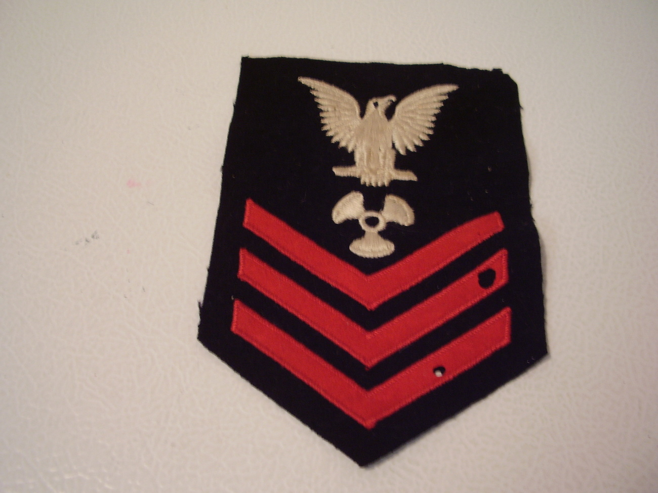 World War II Navy military badge - 1940