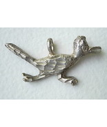 Road Runner Roadrunner Sterling Silver Charm  - $10.00