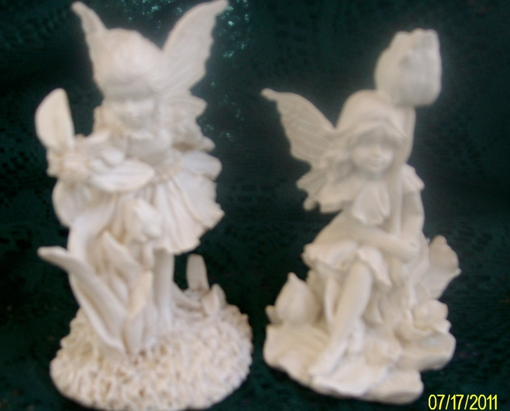 Garden Fairy Figurines
