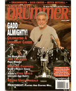 Modern Drummer January 2004 - $4.50