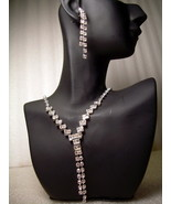 GENUINE AUSTRIAN CRYSTAL JEWELRY SET Earrings &... - $12.50