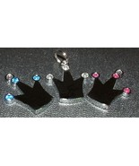 ROCK-IT CROWN 2 SIDED PET ID TAG - $16.95