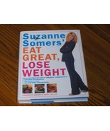 Eat Great Lose Weight Suzanne Somers - $9.99