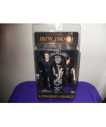 Twilight New Moon Edward and Alice Figures In P... - $34.99