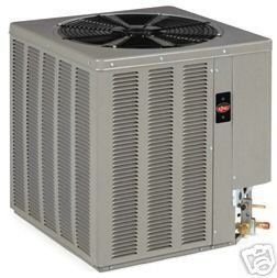 5 TON AIR CONDITIONING CONDENSING UNIT AND AIR HANDLER
