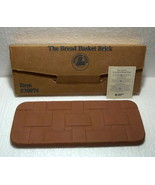 Longaberger Pottery Bread Warming Brick 30074 - $14.99