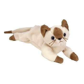 TY  BEANIE baby SNIP THE CAT NWT