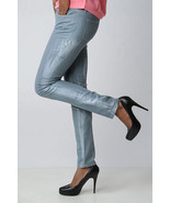 NWT $79 BLANK Regular Skinny Gray Jeans in Joke... - $35.00