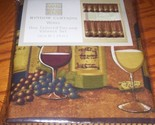Buy Window Treatments - WINE THEME / WINES / KITCHEN CURTAINS