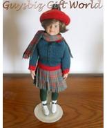 Avon Childhood Porcelain doll