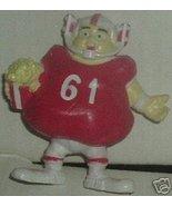 1986 H G Toy PVC Figure comical Athlete Footbal... - $9.99