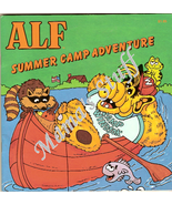 Alf's Summer Camp Adventure book - $3.00