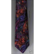 Christian Dior silk designer Dress Neck Tie abs... - $49.77
