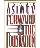 Forward the Foundation by Isaac Asimov 1993 har... - $5.95