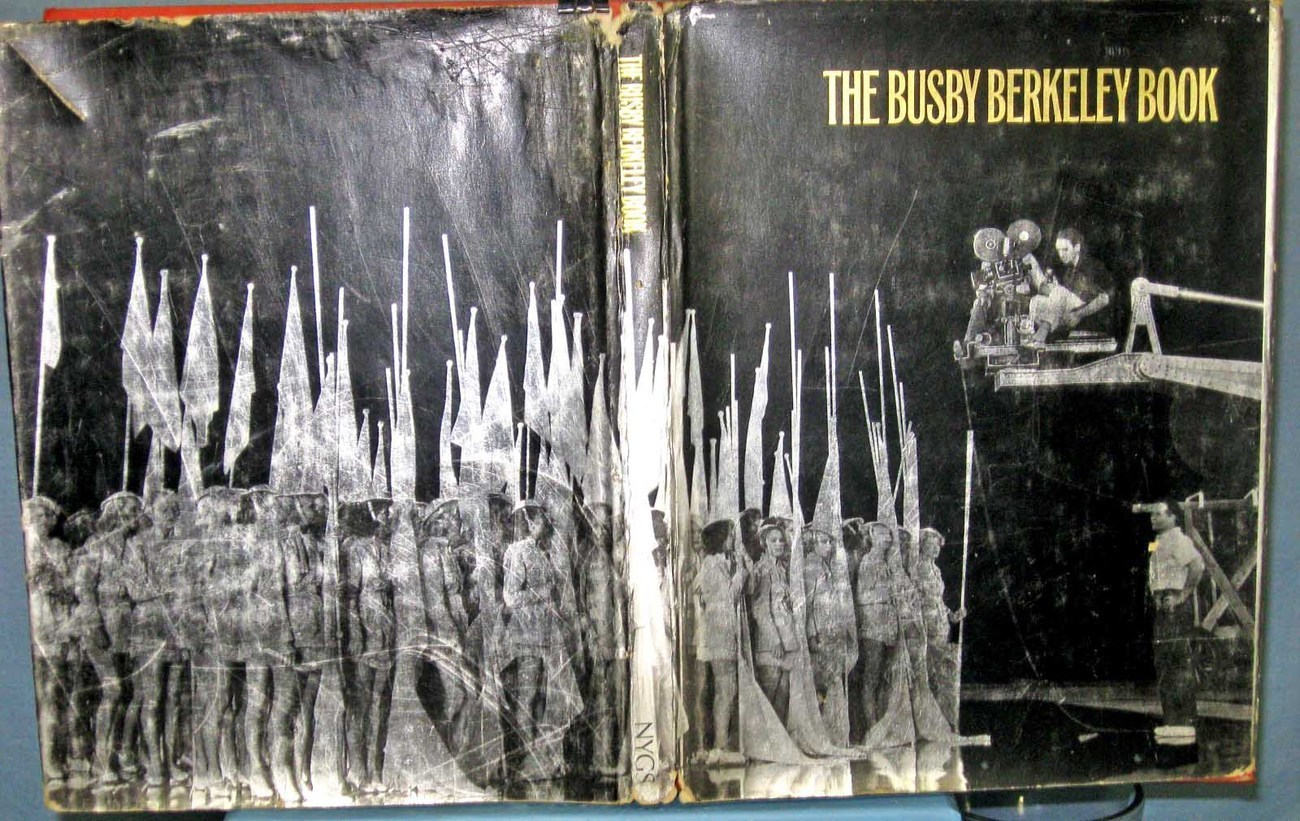 The Busby Berkeley Book Tony Thomas and Jim Terry