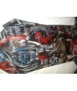 Metropolitian Museum Men's Tie MOD Abstract Pri... - $9.99