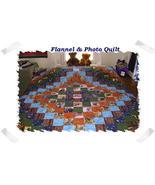 *Customized Handmade Queen Size Quilt* TAW Design* - $270.00
