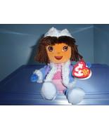 Dora Hello From Russia TY Beanie Baby MWMT 2006 - $5.99