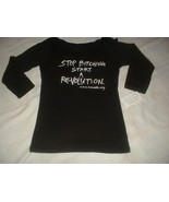 ZENDIK Black Boat Neck T Shirt SZ Medium NWT  - $16.99