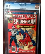Marvel Tales # 106 CGC Graded 8.5 VF+ Spider-Man - $354,73 MXN