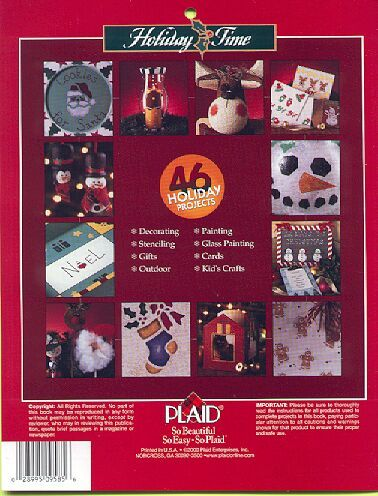 Craft Ideas on Home    Ghea S Henhouse   46 Holiday Craft Ideas   Patterns