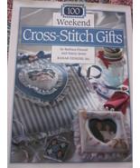 Cross Stitch Gifts 100 Weekend Patterns - Finwa... - $13.99